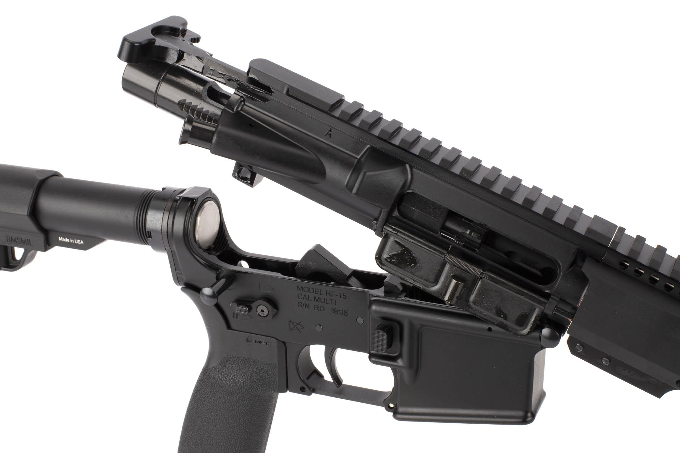 Radical Firearms 16in 5.56 NATO complete AR-15 with carbine buffer and M16 bolt carrier group