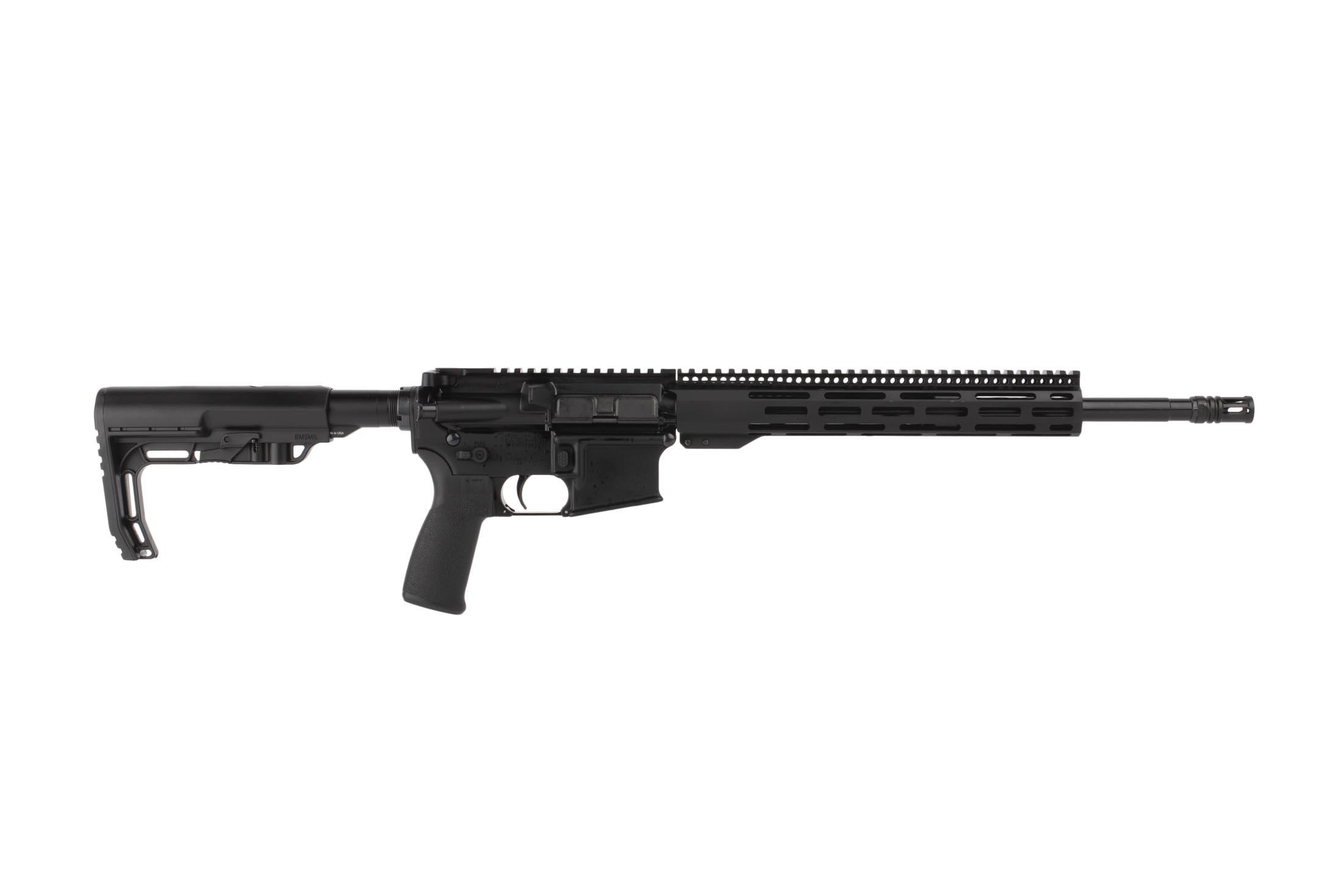 Radical Firearms 16in 7.62x39mm AR15 features a reliable carbine length gas system