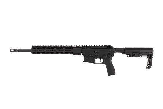 Radical 7.62x39mm 16in AR-15 features a 12 inch free float M-LOK hybrid handguard