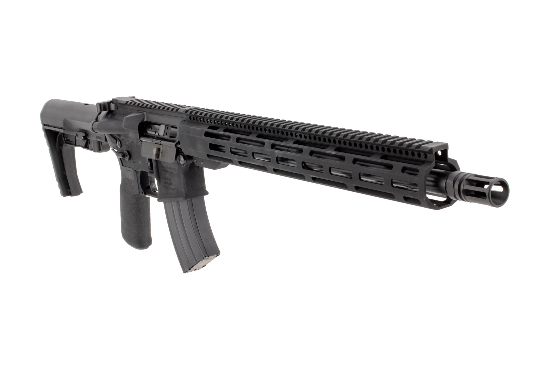 Radical Firearms 16in 7.62x39mm AR-15 features a lightweight M-LOK handguard and effective A2 flash hider