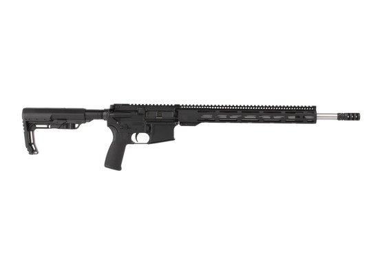 Radical Firearms 18in .223 Wylde AR15 features a reliable rifle length gas system