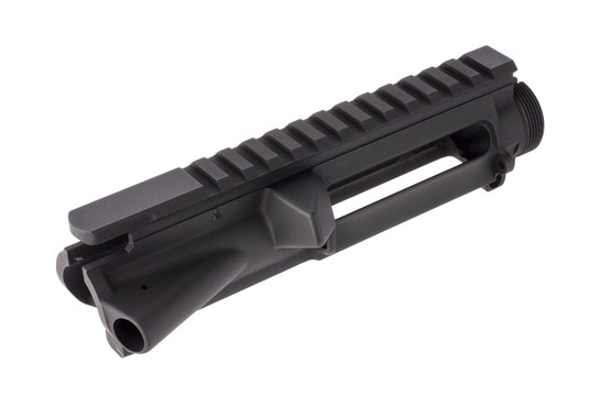 Radical Firearms stripped forged AR 15 upper receiver accepts your favorite MIL-SPEC components.