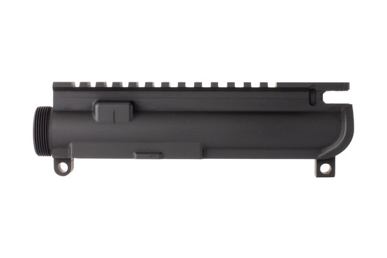 Radical Firearms ar15 forged upper reicever is stripped to accept your favorite ejection port covers and forward assists