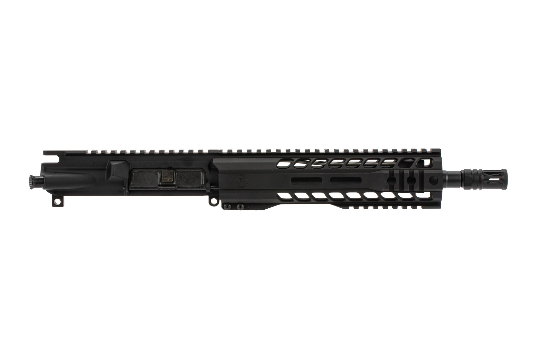 The Radical Firearms AR15 barreled upper 10.5 features the MHR M-LOK handguard