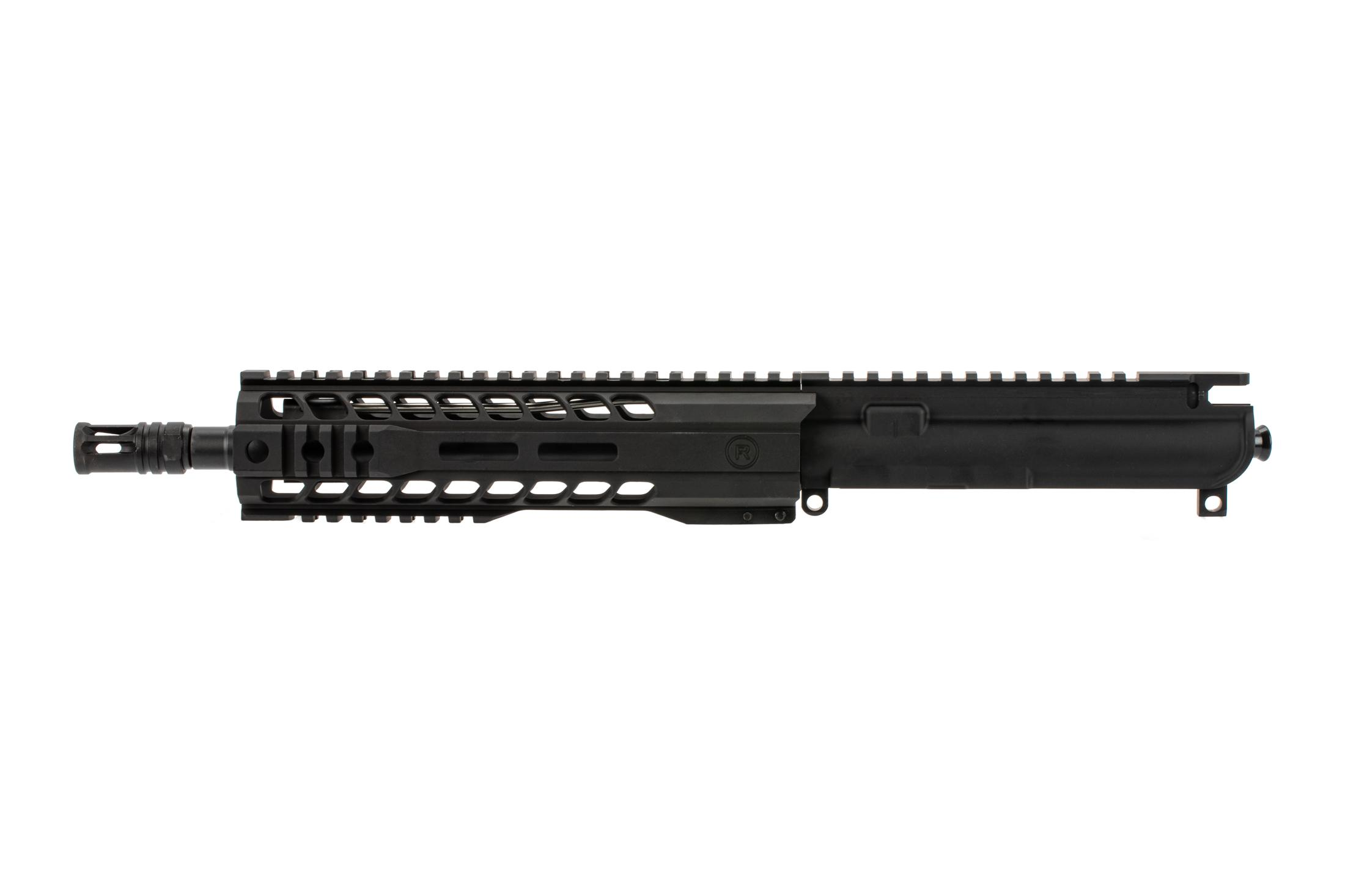 The Radical Firearms 5.56 NATO AR-15 barreled upper receiver group features a carbine length gas system