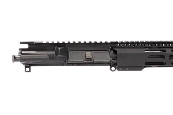 Radical Firearms 7.5in 5.56 NATO barreled upper receiver for AR-15 has a flat top upper and enhanced forward assist