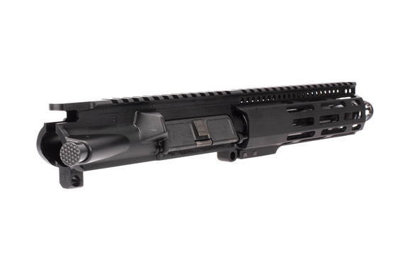 Radical Firearms 7.5in pistol length barreled AR-15 upper receiver with 7in M-LOK FCR rail
