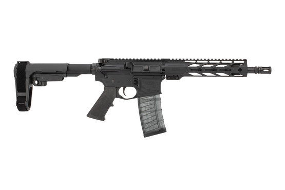 Faxon Firearms Ascent 556 Pistol features a 10.5 inch barrel