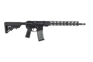 Faxon Firearms Sentry AR15 556 rifle features a hiperfire single stage trigger