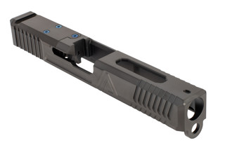 Agency Arms Hybrid Glock 17 slide is machined from stainless steel