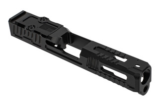 Faxon Firearms Hellfire Glock 19 slide is milled for RMR red dot sights