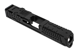 Faxon Firearms Glock 19 Patriot Slide is milled for mounting an RMR red dot sight