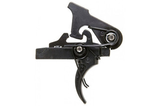 The Geissele Automatics G2S Two Stage AR-15 Trigger has a 4.5 pound trigger pull weight