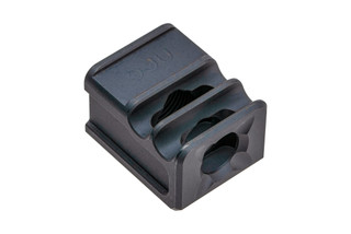 SPARC V2 Compensator for Glock Gen 4 made by Arc Division features a black anodized finish