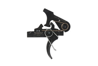 Geissele Automatics SSP Super Speed Precision single stage AR-15 trigger with curved bow and 3.5lb pull
