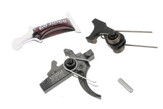 Geissele Automatics Super Semi-Automatic Enhanced SSA-E Two Stage AR-15 Trigger comes with .154 pin and lubricant