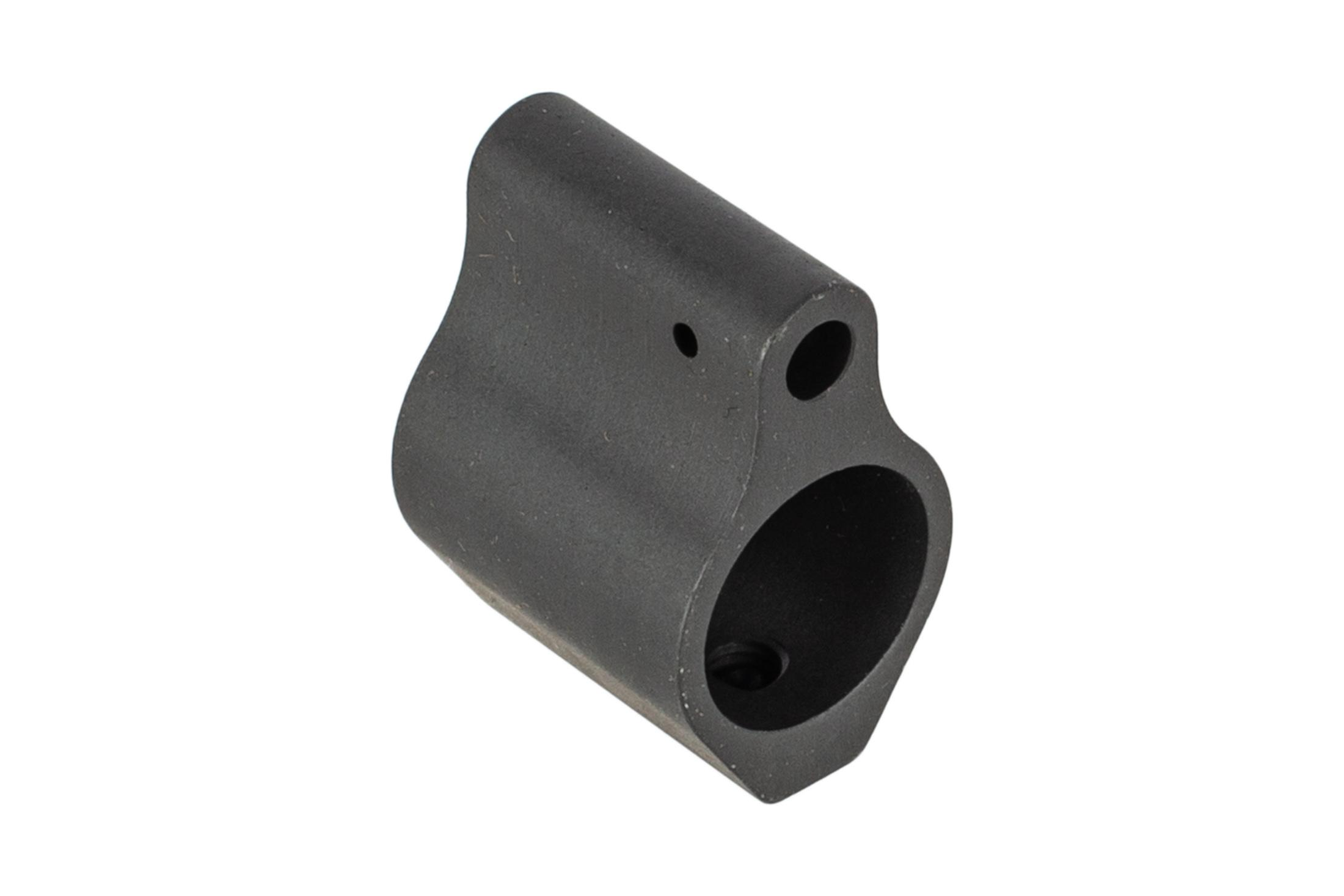 Sionics Low Profile AR15 Gas Block .625 features a Phosphate finish and set screw design