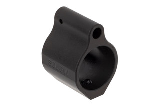 sons of liberty gun works gas block .750 features a set screw install method