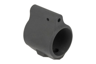 "Forward Controls Design gas block for .750"" barrels is high strength steel with a tough phosphate finish."