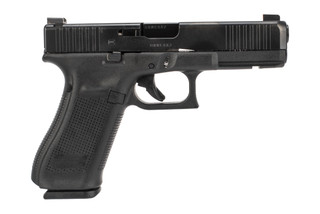 GLOCK 17 Gen 5 with AMERIGLO BOLD Night Sights, is the most widely used law enforcement handgun in the world.