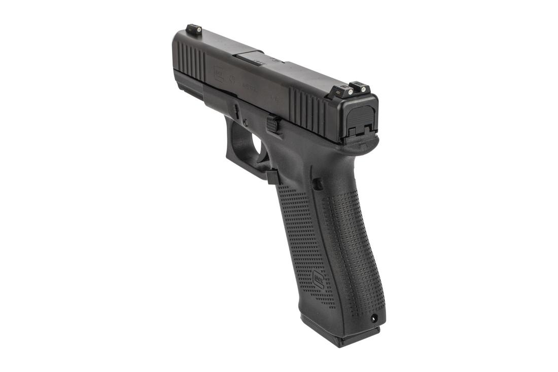 Glock Blue Label 45 Gen 5 9mm pistol comes with 3 17 round magazines