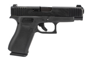 Glock 48 Gen 5 9mm 10 round with Night Sights from Glock Blue Label Program