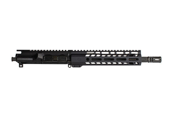 "Ghost Firearms ELITE 10.5"" barreled AR15 upper receiver in 5.56 NATO with M-LOK rail and carbine gas system"