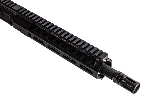 "Ghost Firearms 10.5"" elite barreled 5.56 NATO upper for the AR 15 with black anodized finish"