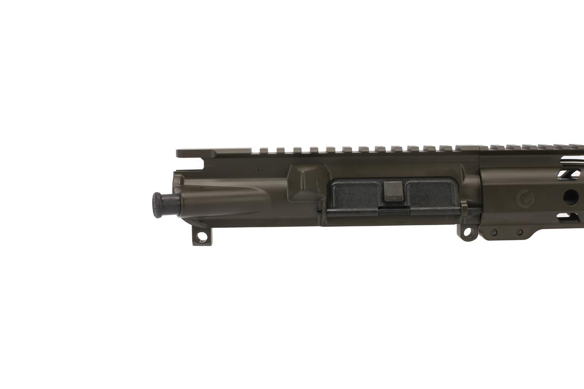 "Ghost Firearms 10.5 300 BLK 1:8 HBAR Elite Barreled Upper - 9"" M-LOK Rail - Olive Drab Green"
