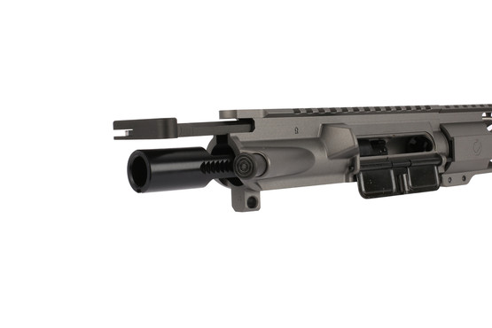 The Ghost Firearms 5.56 AR pistol kit comes with a Nitride coated bolt carrier group