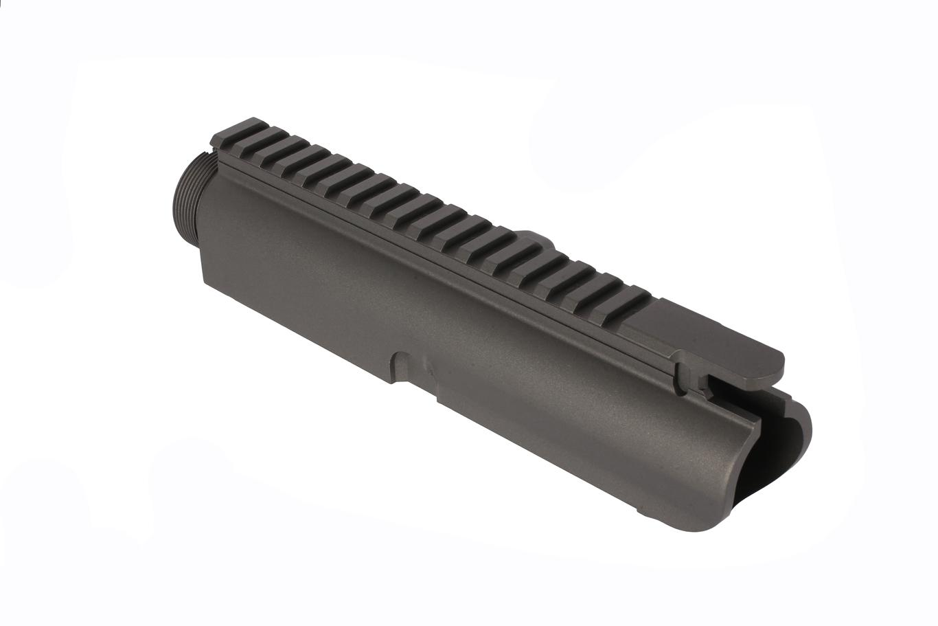 Ghost Firearms GF-10 Stripped Upper Receiver - Tungsten Gray