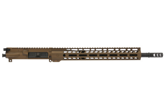 The Ghost Firearms .300 BLK AR elite rifle kit with M-LOK handguard has a pistol length gas system