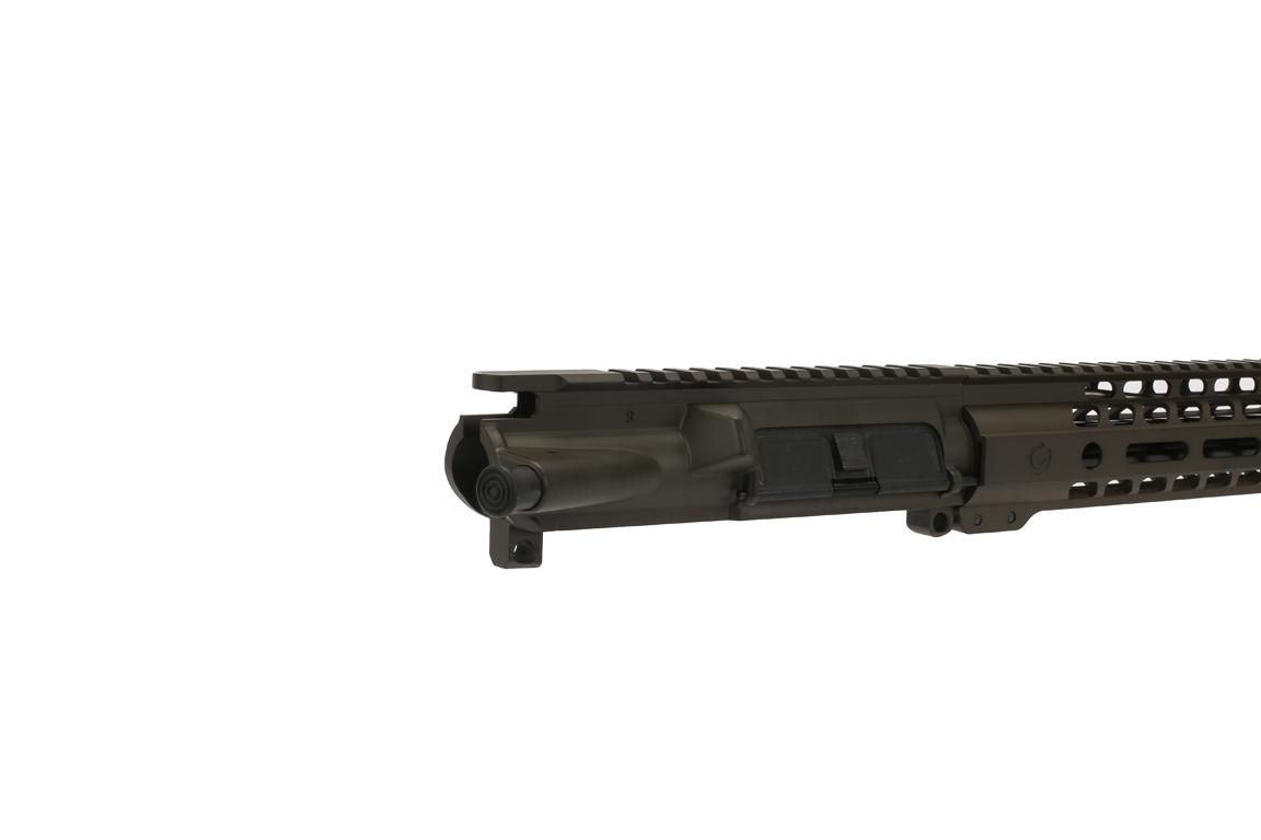 "Ghost Firearms 16 7.62x39mm 1:10 HBAR Elite Barreled Upper - 14"" M-LOK Rail - Olive Drab Green"