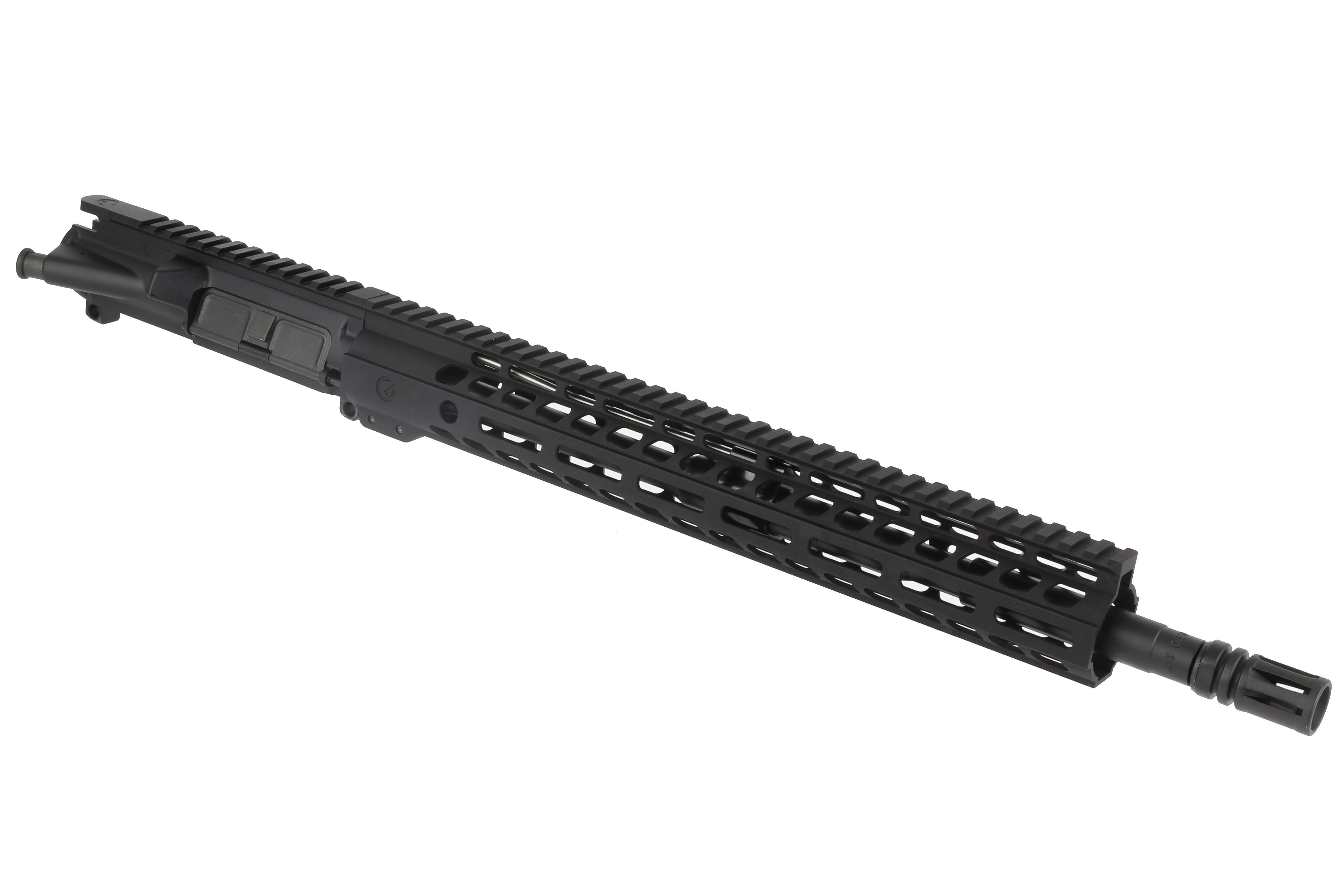 The ghost firearms ar15 barreled upper receiver kit comes fully assembled with a barrel, handguard, and parts kit