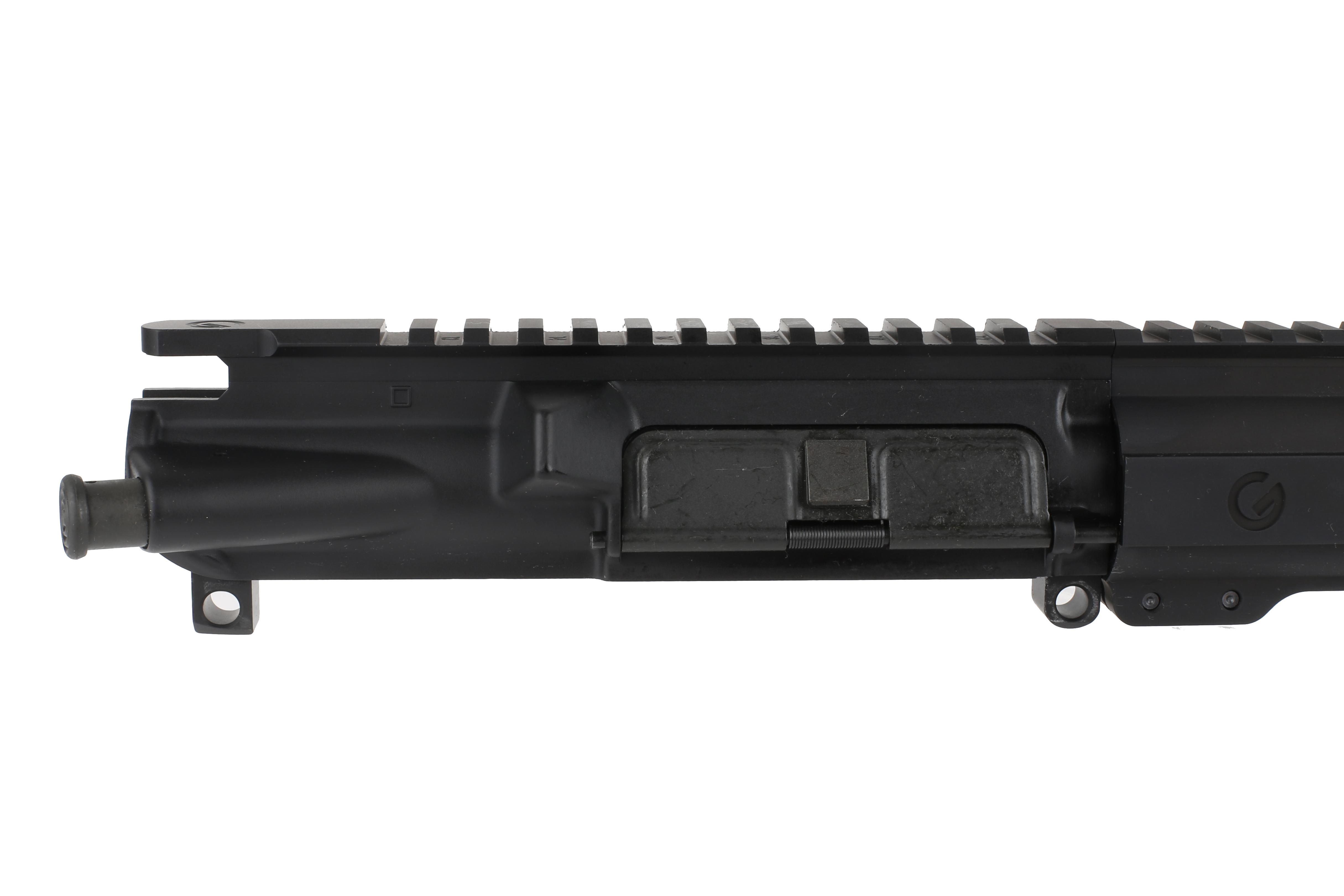 The Mil-Spec ar15 upper receiver kit by ghost firearms is ready to attach to any ar lower receiver