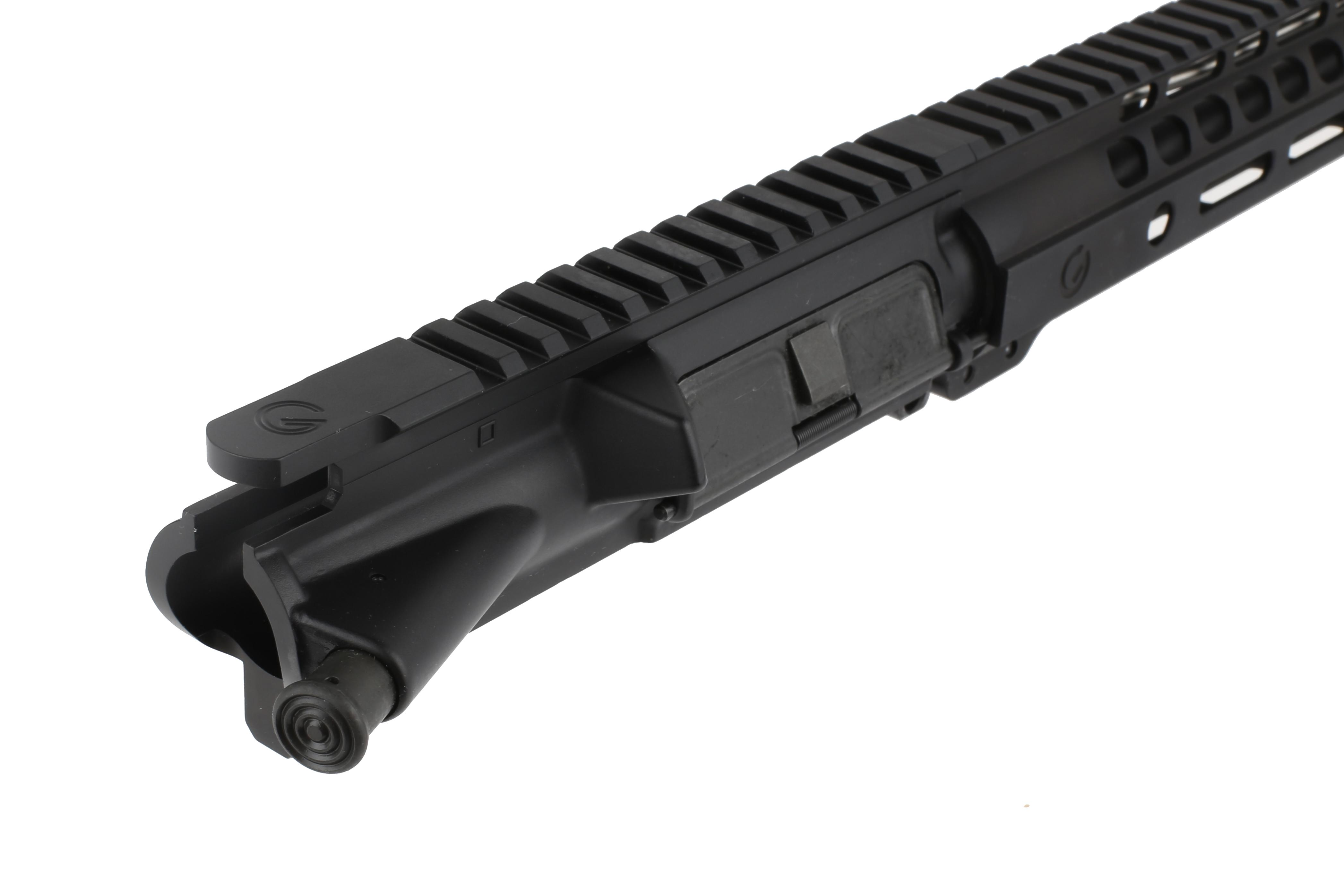 The Ghost Firearms 5.56 NATO upper does not include bcg or charging handle