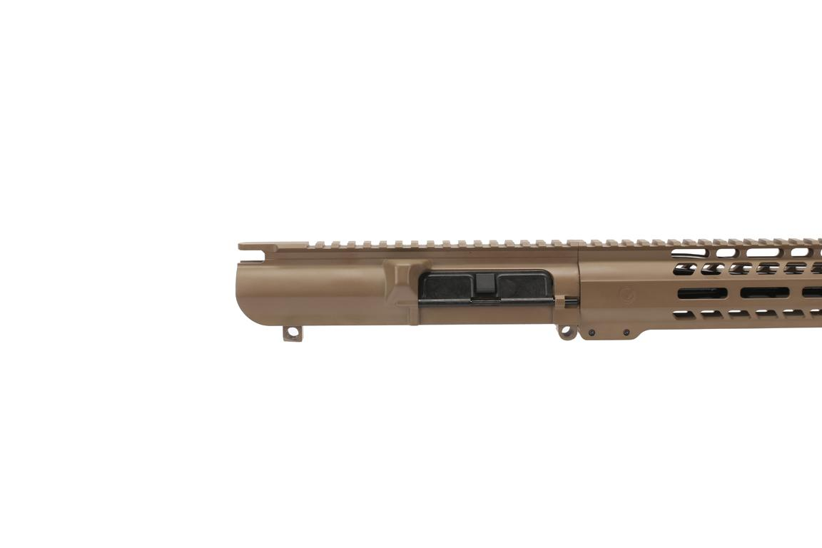 "Ghost Firearms 16 .308 Winchester HBAR Barreled Upper - 15"" M-LOK Rail - Flat Dark Earth"