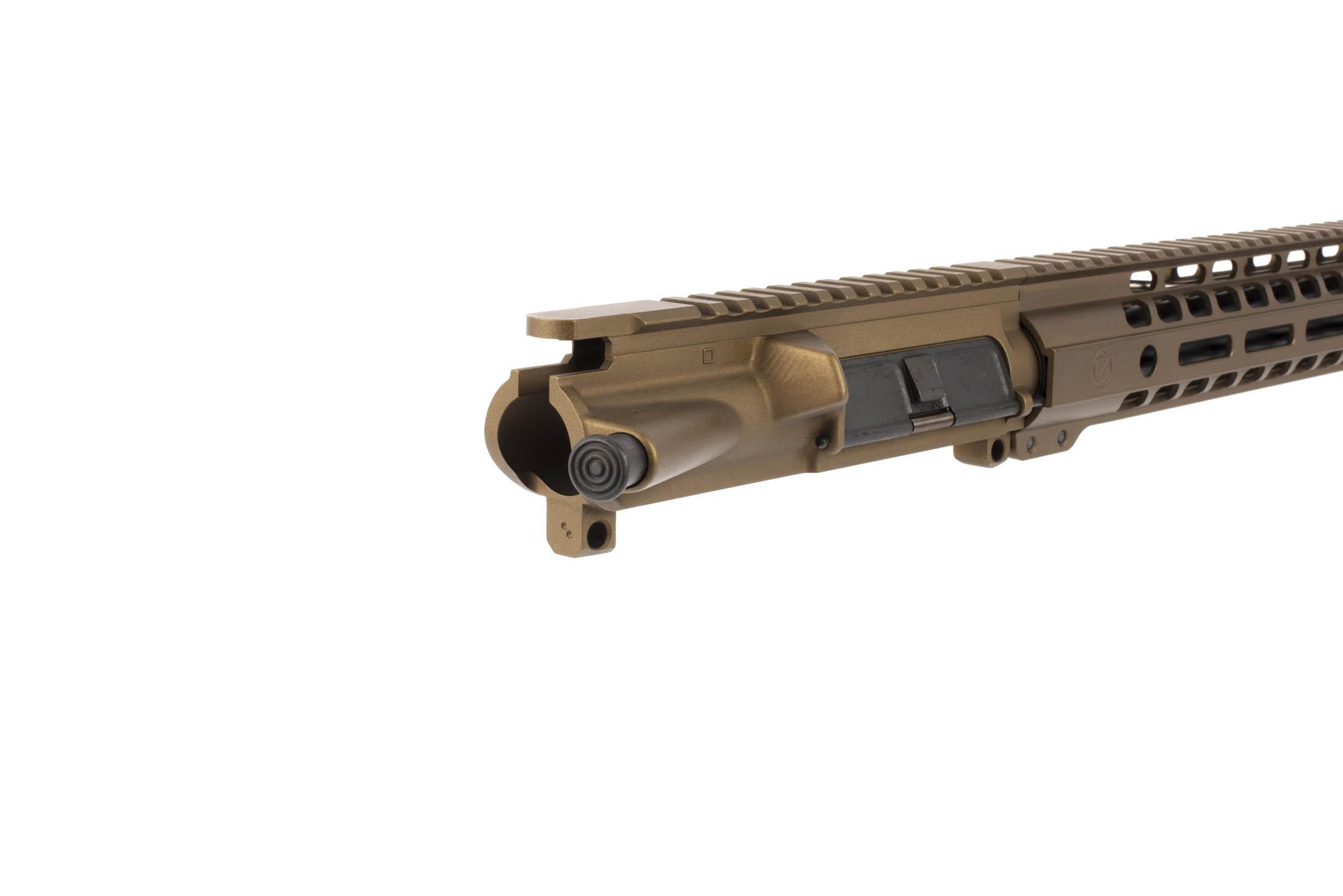 The Ghost Firearms 20 6.5 Grendel Elite Upper Receiver includes a MIL-SPEC port door cover and forward assist