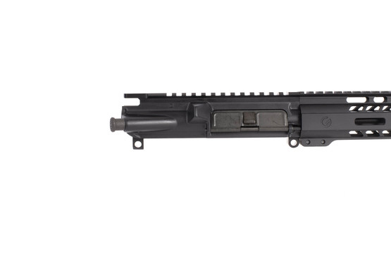 Ghost Firearms black anodized ar15 barreled upper fits MIL-SPEC ar lowers and feeds from Glock magazines