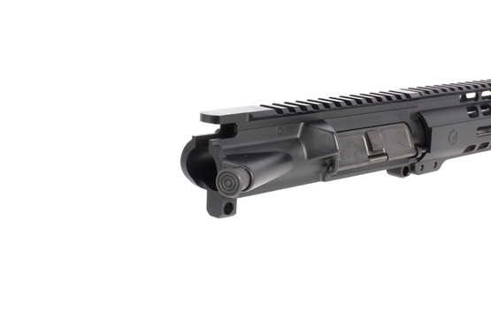 Ghost Firearms 9mm AR9 5.5in black anodized barrel upper with 7in M-LOK rail has an effective flash can muzzle device