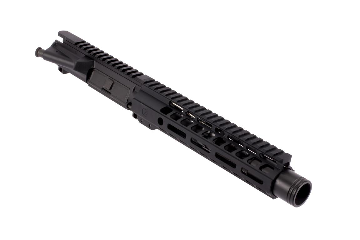 "Ghost Firearms 7.5 5.56 NATO 1:7 M4 Vital Barreled Upper - 9"" M-LOK Rail - Flash Can - Black"