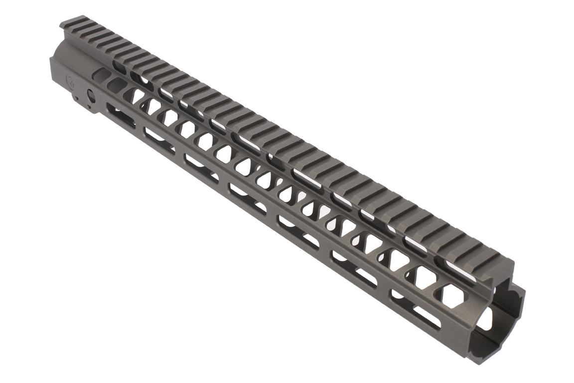 Ghost Firearms 14 M-LOK Handguard - Tungsten Gray