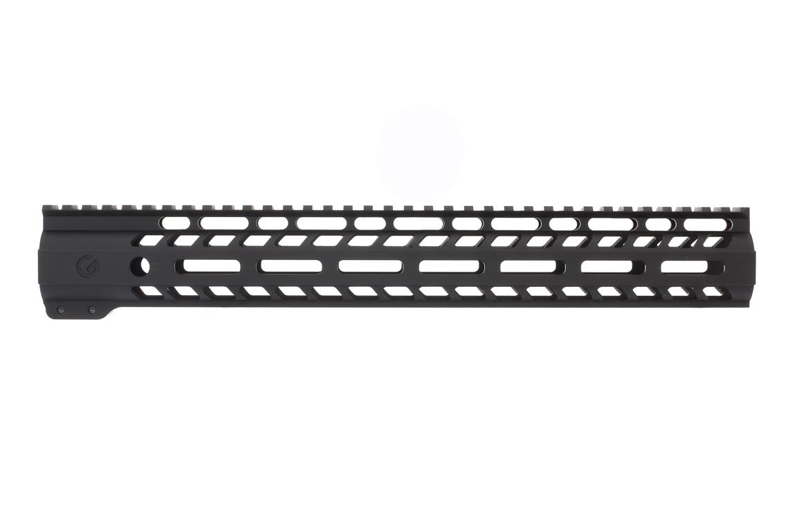 The Ghost Firearms AR15 handguard features lightening cuts and M-Lok slots
