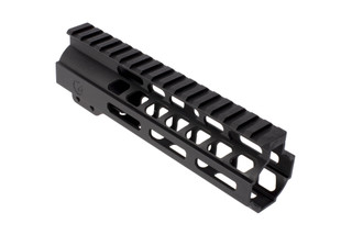 Ghost Firearms 7in free float AR-15 handguard with M-LOK slots and trapezoidal cooling holes.