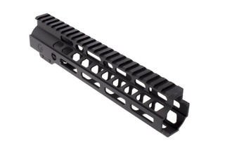 Ghost Firearms 9in free float AR-15 handguard with M-LOK slots and trapezoidal cooling holes.