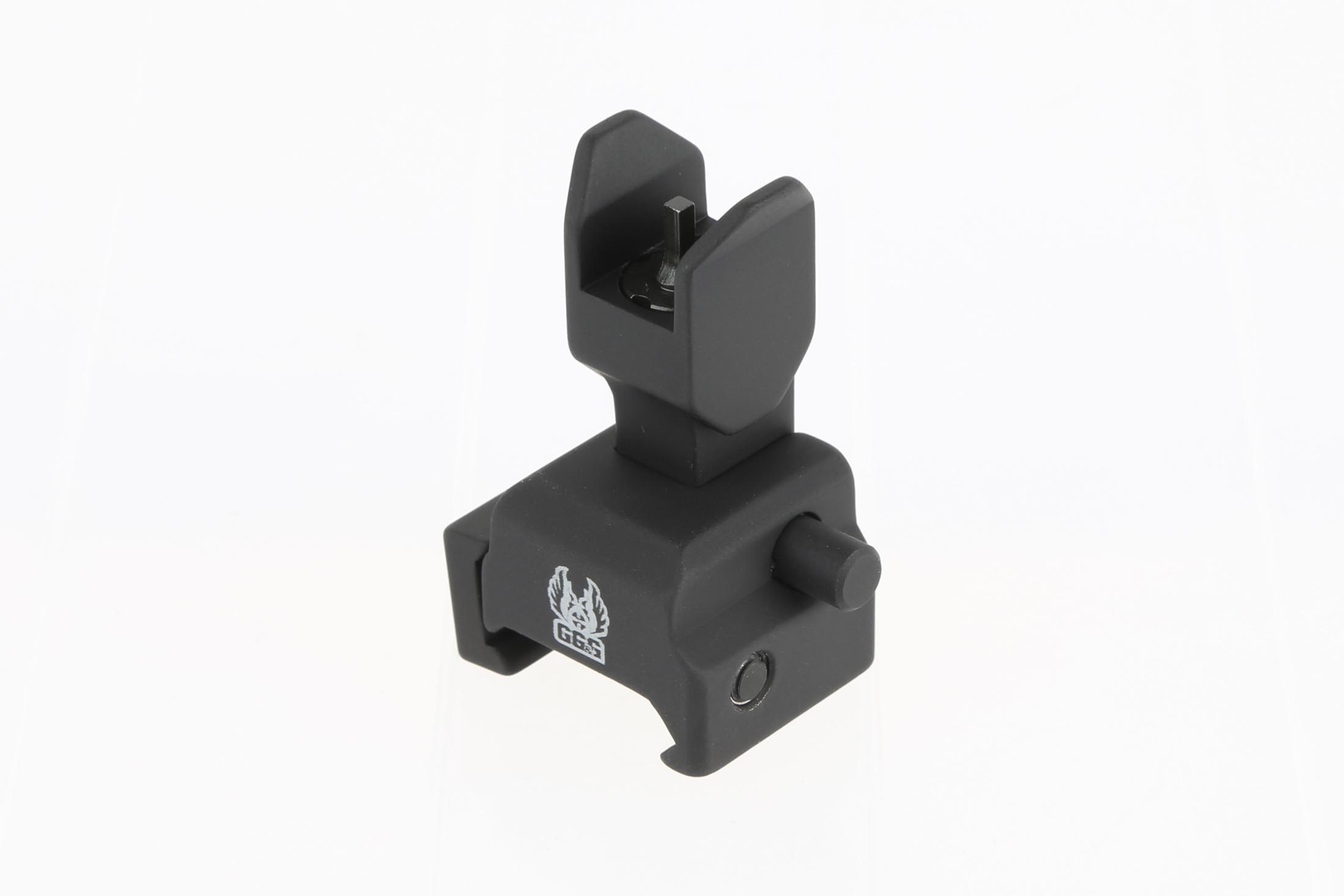 GG&G Spring Actuated Flip-Up Front Sight
