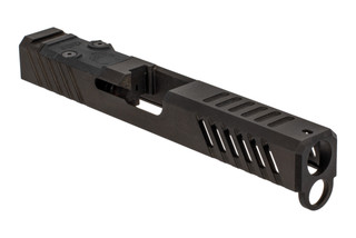 Grey Ghost Precision Glock 17 Stripped slide features the V1 slide cut design