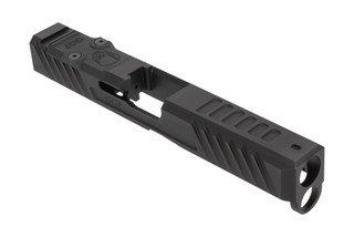 Grey Ghost Precision Glock 17 Gen 5 V3 Slide features front and rear serrations