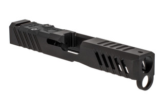 Grey Ghost Precision Glock 19 Gen 5 Slide is cut for multiple red dot sights