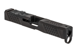 Grey Ghost Precision V2 Glock 19 Gen 5 slide features a dual optic cut